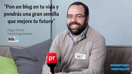 Miguel Florido. Marketing and Web