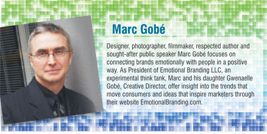 Emotional branding marc gobe